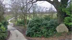 Redbridge Farm Entrance